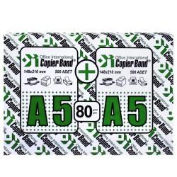 Copierbond - Vege Copier Bond Fotokopi Kağıdı A5 80gr 2li