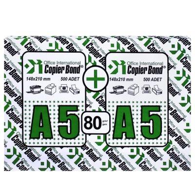 Vege Copier Bond Fotokopi Kağıdı A5 80gr 2li