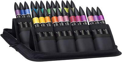 Winsor & Newton ProMarker Çantalı Set 24 Renk