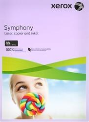 Xerox - Xerox Symphony A4 Renkli Fotokopi Kağıdı 80g Lila