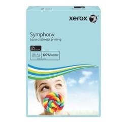 XEROX - Xerox Symphony A4 Renkli Fotokopi Kağıdı 80gr Açık Mavi