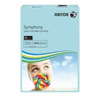 Xerox Symphony A4 Renkli Fotokopi Kağıdı 80gr Açık Mavi