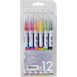 Zig - Zig Clean Color Real Brush Rb-6000At/12Va 12li