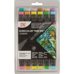 Zig - Zig Kurecolor Twın S Kc-3000/12B5 Pale Colors
