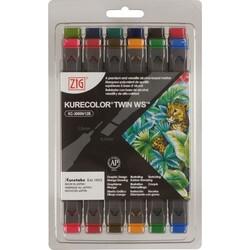 Zig - Zig Kurecolor Twın S Kc-3000/12B6 Deep Colors